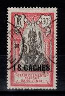 Inde - MAHE (partiel) Sur YV 67 - India (1892-1954)