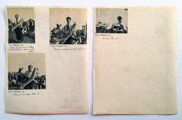 Coupe Wakefield 1937, Fillon. Aéro-modélisme, Aviation, Photos - Modellismo