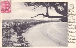 439/ Manly Beach 1906 - Australien