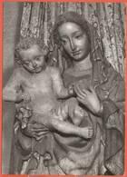 Tematica - Vergine Maria E Madonne - Eichstätt - Dom - Buchenhüller-Madonna Um 1430 Am Nördlichen Vierungspfeiler - Not - Vergine Maria E Madonne