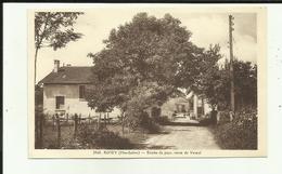 70 - Haute Saone - Rosey - Entrée Du Pays , Route De Vesoul - - Frankreich