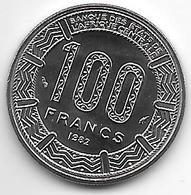*chad 100 Francs 1982 Km 3 Bu Rare !!! - Tsjaad