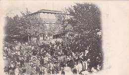 75 / PARIS / LES HALLES AVANT LA CLOCHE  / PRECURSEUR 1902 - Ambachten In Parijs