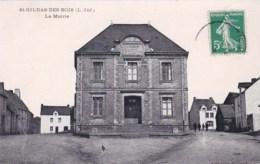 44 - Loire Atlantique -  SAINT GILDAS Des BOIS - La Mairie - France