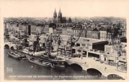 Bordeaux - La Façade Du Quai Des Chartrons - Bordeaux