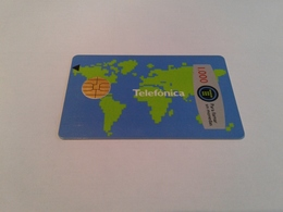 Spain - Very Old Chipphonecard - Espagne