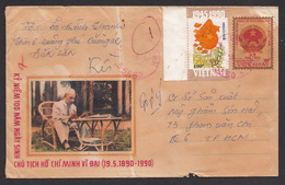 Vietnam 1991 Postal Stationary Ho Chi Minh - Vietnam