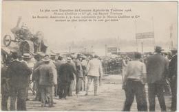 CPA TRACTEUR  CONCOURS AGRICOLE DE TOULOUSE - Tractors