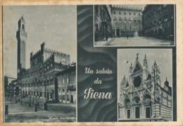 2a.71. Un Saluto Da SIENA - Siena
