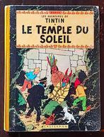 Hergé Tintin LE TEMPLE DU SOLEIL.  B31.  Edition De 1961. BE (Voir Les Scans) - Tintin