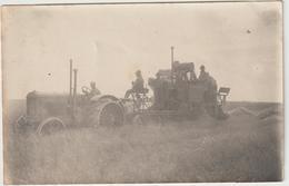 PHOTO TRACTEUR MC CORMICK - Tractores