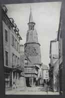 CPA 22 DINAN - LOT 6 Cartes - La Rue Et La Tour De L'Horloge - Réf. L 154 - Dinan