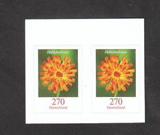 Deutschland BRD ** 3490  Habichtskraut  Skl Neuausgaben 1.8.2019 - Unused Stamps