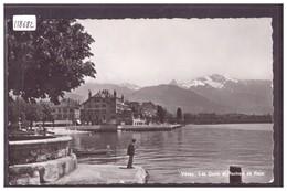 DISTRICT DE VEVEY - VEVEY - LES QUAIS - TB - VD Vaud