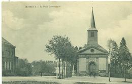 LE BRULY. La Place Communale - Couvin