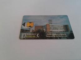 Spain - Rarer Chipphonecard - Spagna