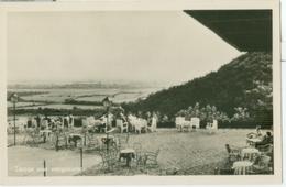 Hoch Elten 1954; Kurhaus. Terrasse Mit Aussicht - Gelaufen. (Ausgabe Kurhotel) - Emmerich