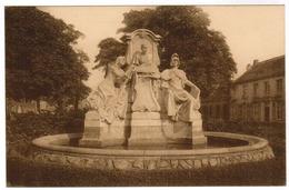 Westerloo, Standbeeld Graaf Hendril De Merode (pk63719) - Westerlo