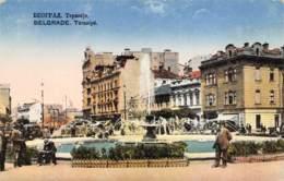 Belgrade - Térazyé - Serbia