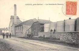 Coucy, Près Réthel - La Distillerie Namur - Rethel