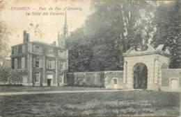 Belgique - Enghien - Parc Du Duc D' Arenberg - La Porte Des Esclaves - Edit. Albert Stas - Enghien - Edingen