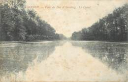 Belgique - Enghien - Parc Du Duc D' Arenberg - Le Canal - Edit. Albert Stas - Enghien - Edingen
