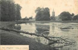 Belgique - Enghien - Parc D'Enghien - L' Etang Et La Chapelle - Edingen