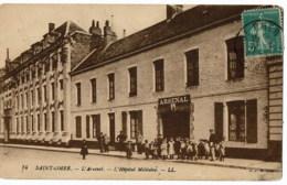 Saint Omer   74  L'arsenal - Saint Omer