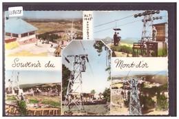 DISTRICT D'ORBE - VALLORBE - SOUVENIR DU MONT D'OR - TB - VD Vaud