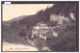 DISTRICT D'ORBE - BALLAIGUES - LE MOULIN - TB - VD Vaud