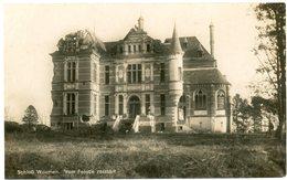 Woumen Flandern Diksmuide /allemande Carte Photo -1914-1918 WWI - Guerre 1914-18