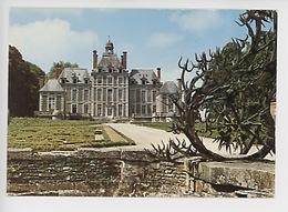 Château De Balleroy Chef D'oeuvre De François Mansart, édifié En 1626 (cp Vierge N°7 Le Goubey) - Bayeux