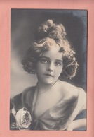 RARE GRETE REINWALD PHOTO POSTCARD - CHILDREN - FAMOUS MODEL FROM THE 1910/20'S - Retratos