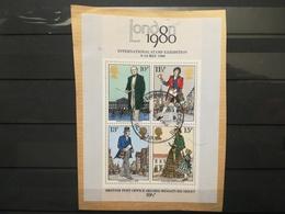 FRANCOBOLLI STAMPS GRAN BRETAGNA GREAT BRITAIN 1978 USED SU FRAMMENTO COMPLETA ROWLAND HILL OBLITERE'  FRAGMENT - 1952-.... (Elisabetta II)