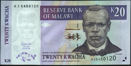 MALAWI - 20 Kwacha 01.06.2004 UNC P.52 A - Malawi