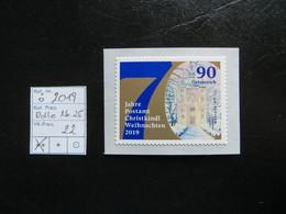 """2019  """" Postamt Christkindl  """" Marke Aus Rolle Mit Nummer,  Postfrisch   LOT 22 - 2011-.... Ongebruikt"""