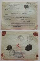 Assicurata Per L.200 - Affrancata Con L.2,55 Isolato Tardivo (RR) - 1937 - Versichert