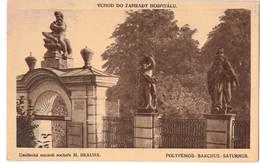 VCHOD DO ZAHRADY HOSPITALU  (CECOSLOVACCHIA?) - Slovacchia
