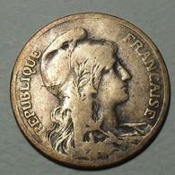 1898 - France - 5 CENTIMES, Dupuis, KM 842, Gad 165 - C. 5 Centimes