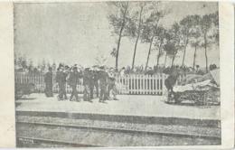 Kontich - Contich - 21 Mai 1908 Schrikkelijk Spoorweg Ongeluk - Kontich