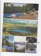 CPM - Le LAC PAVIN (63) Lac De CRATERE Près De BESSE-en-CHANDESSE - Non Classés