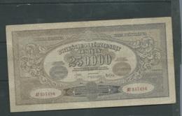 POLAND 1923 250000 Marek  AT 357486  - VOYAGE LAURA4701 - Poland