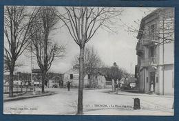 THONON LES BAINS - La Place Des Arts - Thonon-les-Bains