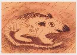 Cpm 1741/464 ERGON - Rat - Souris - Animal - Bête - Illustrateurs - Illustrateur - Ergon