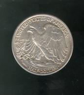 Half Dollar Etats Unis / United States 1942 TTB++ - 1916-1947: Liberty Walking