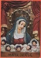 Tematica - Vergine Maria E Madonne - Gnadenbild 1675, Wachsrelief - St. Anton, Augsburg - Not Used - Vergine Maria E Madonne