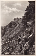Hotel Hochschneeberg * Vom Kaiser Franz Josefs Weg, Berghütte, Gebirge, Alpen * Österreich * AK2169 - Neunkirchen