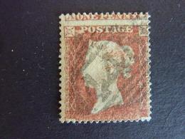 GRANDE BRETAGNE, Année 1854-55, YT N° 8 Oblitéré  (cote 20 EUR) - 1840-1901 (Victoria)