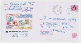Postal Stationery Rossija 1999 Mushroom - Stamps - Pilze