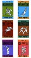 Ref. 52194 * MNH * - QATAR. 1976. GAMES OF THE XXI OLYMPIAD. MONTREAL 1976 . 21 JUEGOS OLIMPICOS VERANO MONTREAL 1976 - Qatar